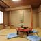 2階のお座敷は完全個室。老舗のおもてなしで満足のゆくひととき