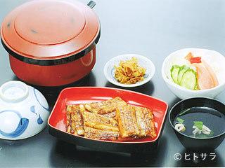 うなぎ 日本料理 とくなが中の瀬本店の料理・店内の画像2