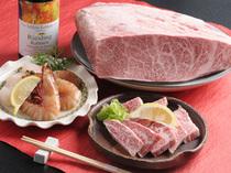 「焼肉コース」 極上のお肉はとろける美味しさ!