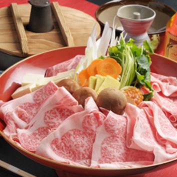 鍋料理コース
