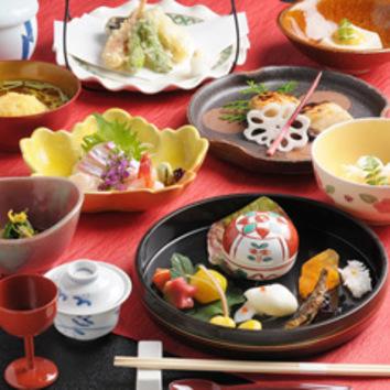 焼肉コース(☆は、ご飯と赤だしとフルーツです。)