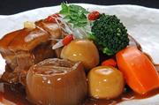 ●車海老の唐揚げ 600円●天ぷら盛り合わせ 1200円/野菜天ぷら盛り合わせ 900円