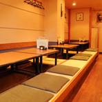 大人気の美味しい特製だしのお鍋です。お飲み物は自由にとおっしゃるお客様にピッタリです。日本酒多数有り