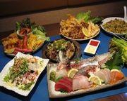 2000円~各種取り揃え!魚・肉・野菜等バラエティにとんだ内容!ボリューム満点!