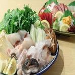 てっちり鍋宴会ポッキリ2800円+1200円飲み放題90分付き4320円
