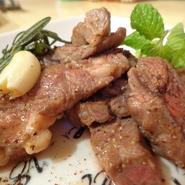 たっぷりの明太子が美味しいピザもおすすめ!