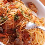 アサリのトマトソース スパゲティ・ボンゴレロッソ