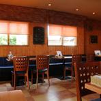 心地よい店内と、美味しい料理を満喫できる。