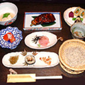 懐石料理 (そば懐石)