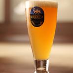 ビール酵母の生きた味が特徴の『高原ビール』