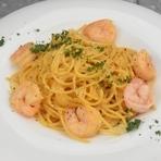 マリネハラミ肉のレアグリル バルサミコソース