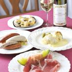 伝統的なスイス家庭料理を堪能できるお店です