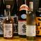 全国の日本酒40種と、本格焼酎80種類以上を常時ご用意
