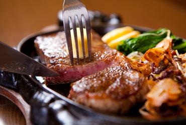 豊後牛(おおいた和牛)サーロインステーキコース