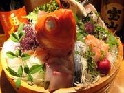 地魚・大地の野菜 さざん屋