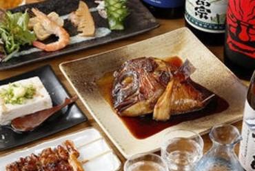 当店の名物料理が味わえるコースは全3種/2,000円~