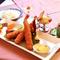 大正ロマン洋食セット(平日限定メニュー)
