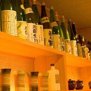 福井の地酒が愉しめます…
