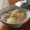 地元の加賀野菜を使った加賀料理