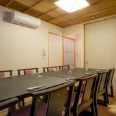 【石川・金沢】 個室の和風空間で接待・記念日・法事・祝事
