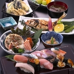 各種ご宴会にも最適なコース料理を多数ご用意しています。