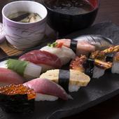 にぎり寿司セット(はくたか/かがやき)