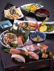金沢の美食を極める本格的なコースです
