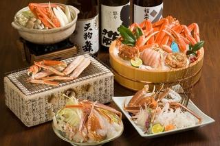 金沢の冬の味覚の代表格である【かに料理】始めました