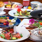 Bディナー(ぎんぎんの人気メニューを楽しめるお得なディナーコースです)