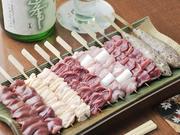 旬菜、串焼処 食-SHOKU-