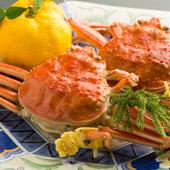 秀逸の味わいを食べやすく盛り付けた『福井産セイコガニ』