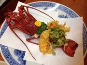 大きさにより 活造りのほか、黄金焼き、天ぷらなどもございます。