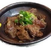 すじ肉のうま煮