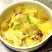 ポテトチーズ焼き