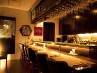 「グラスワイン」も豊富。お料理とのマッチングを楽しんで