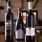 地下ワインセラーには常時200本のワインが保管されています