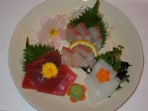 地鶏刺(黒さつま鶏)
