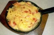 タン・ほほ肉(カシラ)をもやしとコチュジャンで炒めました。
