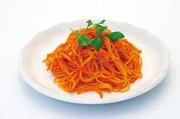 ミニハンバーグ、海老フライ、おにぎり、オムレツ、ポテト、茶碗蒸し、デザート付