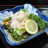 豚しゃぶスープ仕立て(10月~3月)
