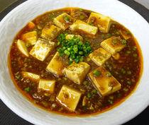 おなじみの麻婆豆腐も山椒の効いた本格派・・辛さの御希望もOK!