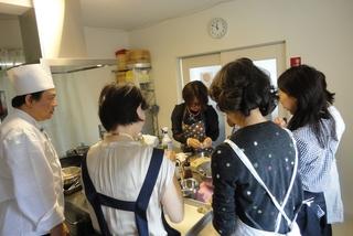 中国料理クラス《初級・応用》 春の新期生募集始まりました!