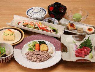 特別日本料理【3800円/5000円/7800円】