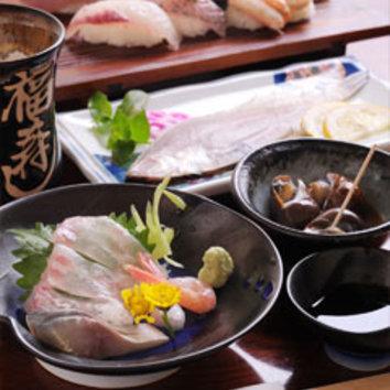 寿司会席 「三国」