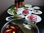 青山 自家製飲茶・火鍋 本場中華料理 福縁