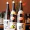 日本酒も豊富にご用意