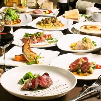 【コース料理のみ】ボリューム満点 イベリコ豚シェアコース