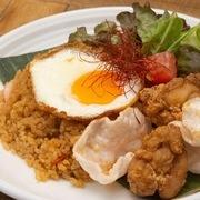 洋食の定番ランチ!!ふわふわ卵を是非お召し上がりください!!