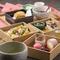 個室確約×3時間飲み放題付!本格天ぷら&手まり寿司など全6皿
