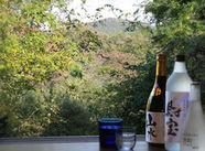 軽井沢の地酒や、各種日本酒を取り揃えております。